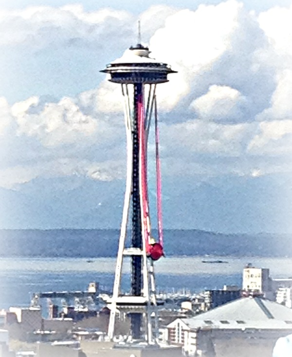 Seattle space needle coupons