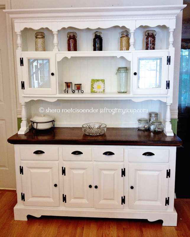 kitchen furniture hutch. kitchen hutch makeover furniture p